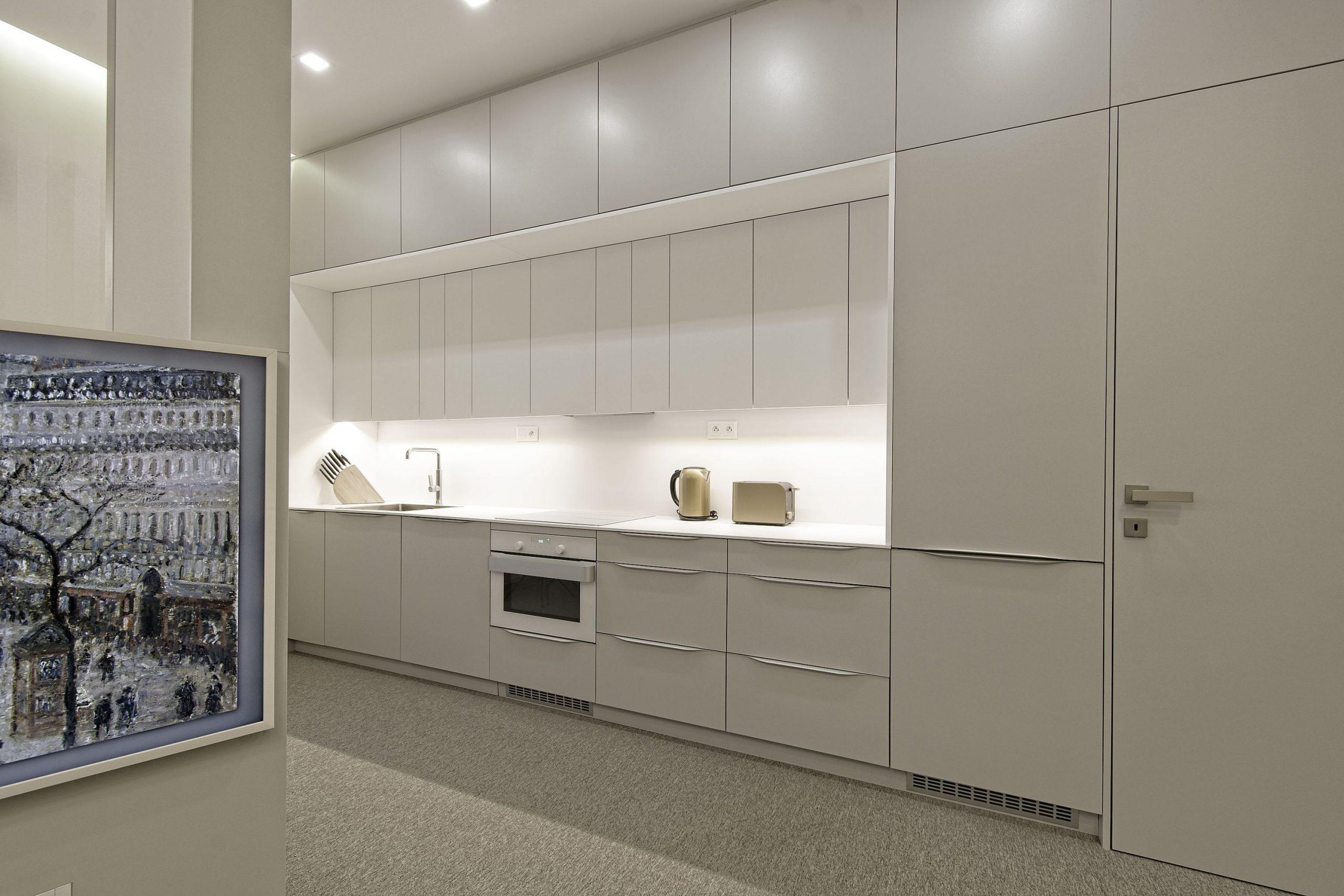 Apartmány Tatry, kitchen
