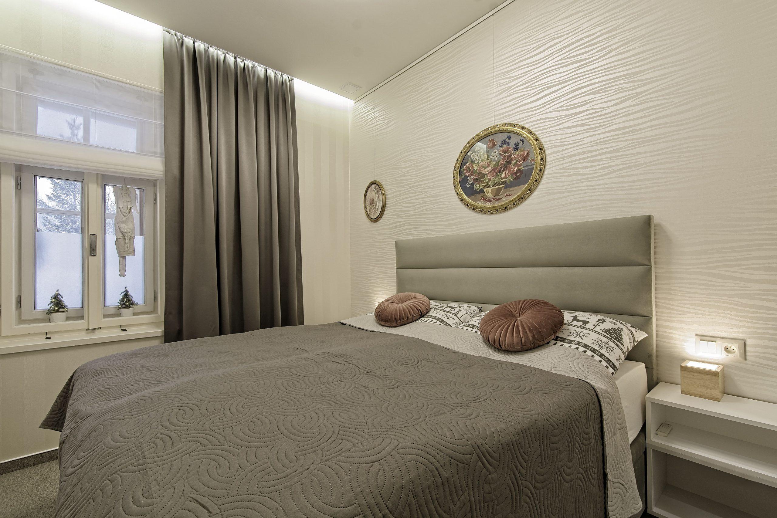 Apartmány Tatry, spálňa
