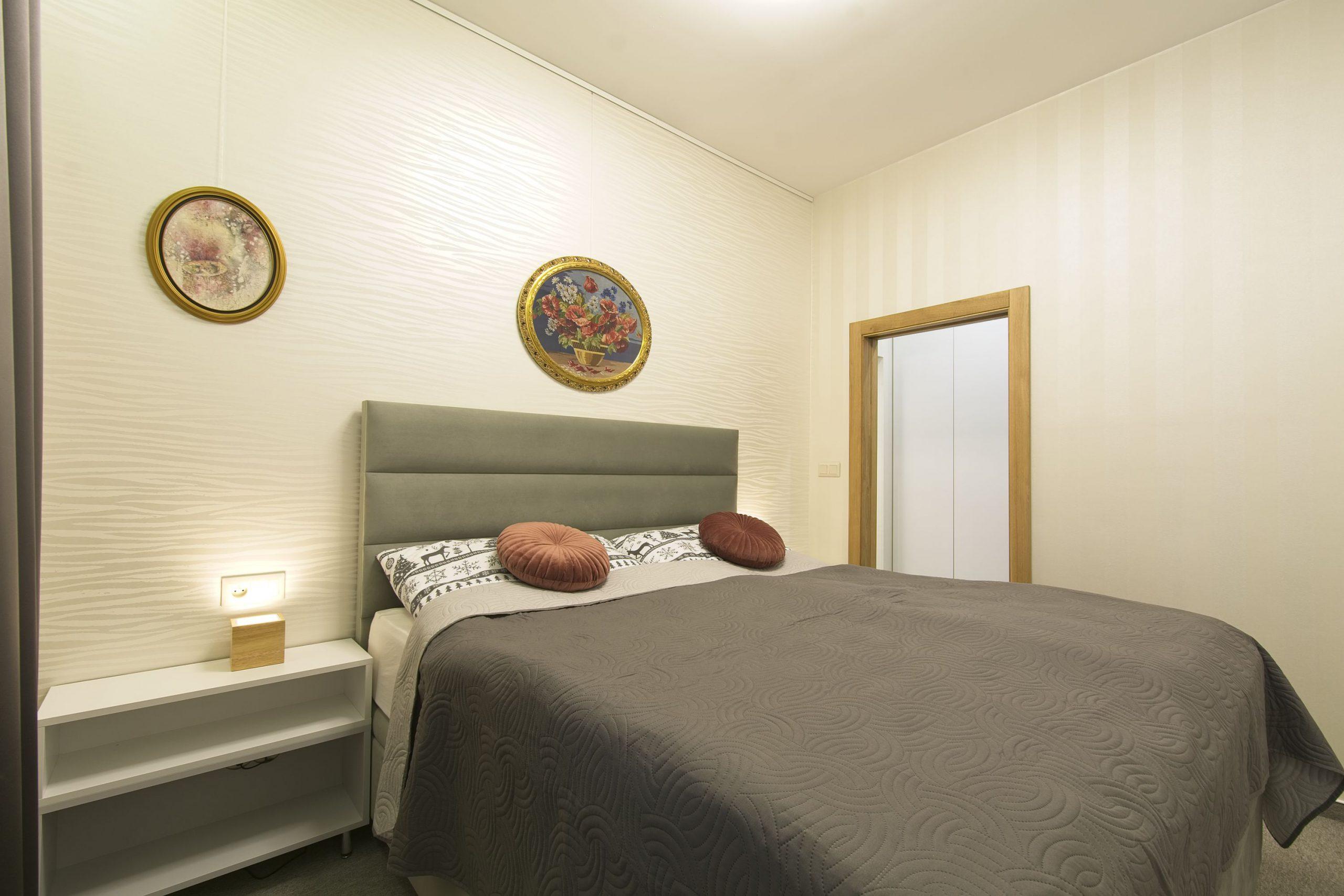 Apartmány Tatry, bedroom