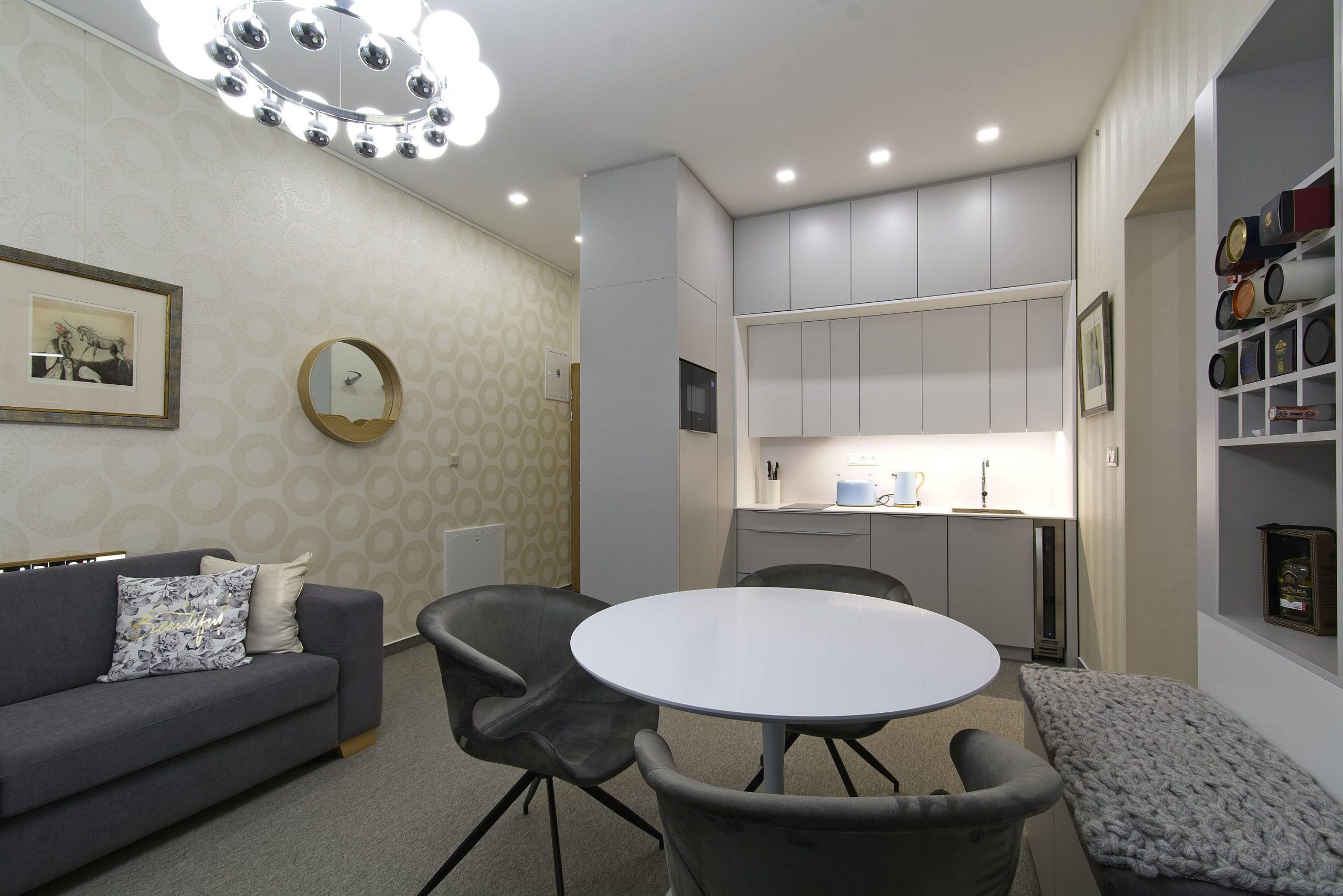 Kitchen, Apartments High Tatras